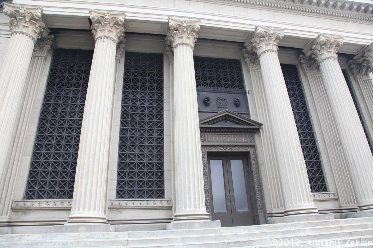 ce palais de justice vous dit quelque chose? pas étonnant, il apparait dans de nombreuses séries et films dont le blockbuster Philadelphia