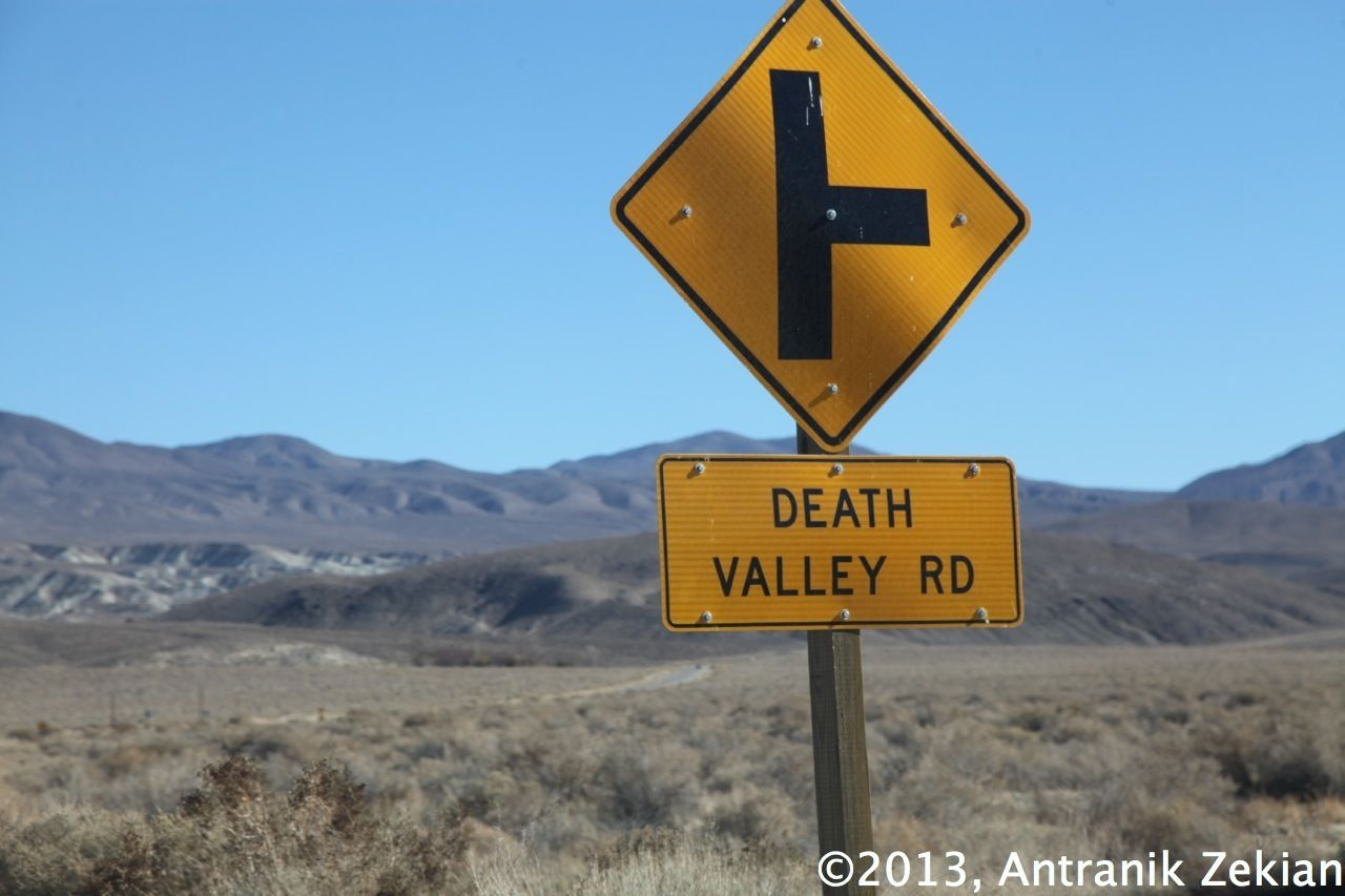 Welcome to the Death Valley