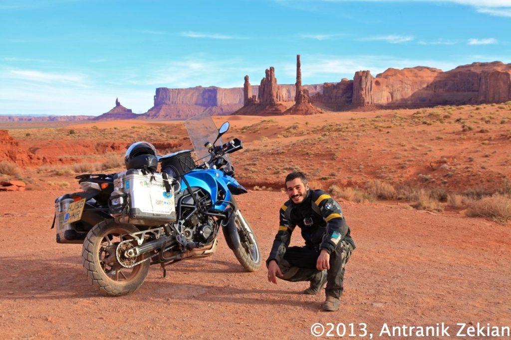 superbes paysages découvert en off road et en moto...