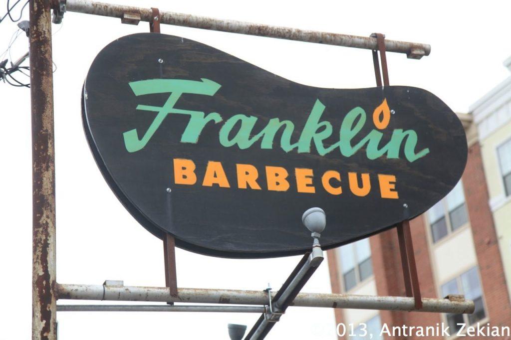 Franklin Barbecue: bienvenu à la Mecque de la saucisse et du brisket