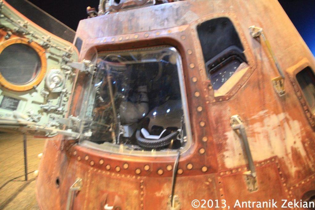 capsule d'Apollo 13