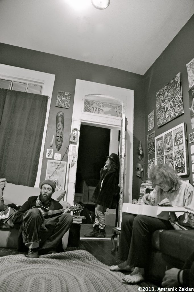 Ambiance Janis Joplin...